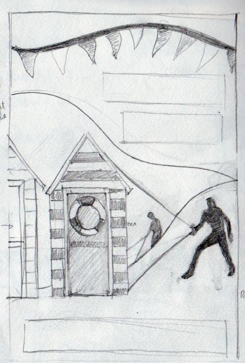 Plaster Scene Concept 01